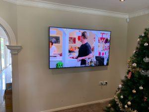TV Point Installation